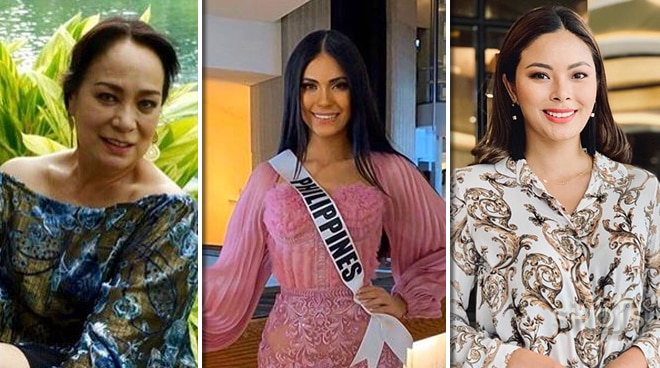 Exclusive: Gloria Diaz and Maxine Medina talk about Gazini Ganados' chances at the 2019 Miss Universe pageant