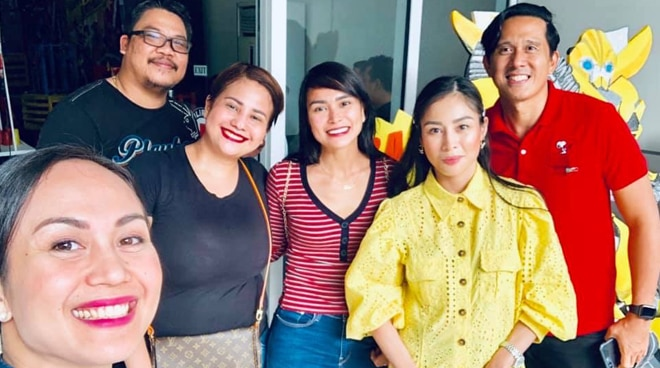 LOOK: PBB Season 1 housemates reunite at Cassandra Ponti's son's birthday party