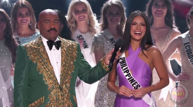 Miss Universe 2019 Update: Gazini Ganados, makes it to the first cut of 2019 Miss Universe