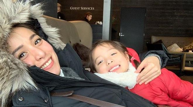 MOTHER-DAUGHTER BONDING: Cristine Reyes and Amarah Khatibi's cross-country trip in Europe