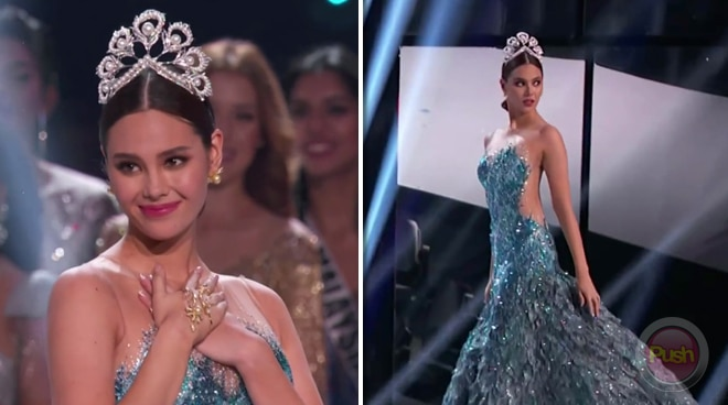 WATCH: Catriona Gray takes final walk as Miss Universe