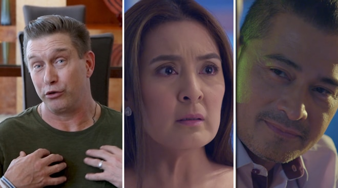 Hollywood actor Stephen Baldwin, masayang makatrabaho ang mga Pinoy actors