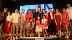 Vice Ganda, Dimples Romana at iba pang cast ng The Mall, The Merrier, present sa grand mediacon