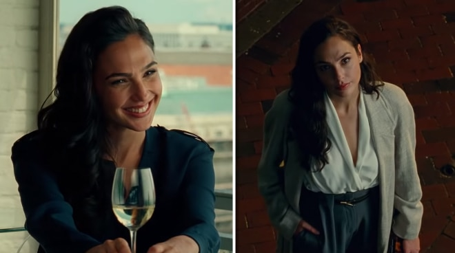 Gal Gadot displays power and strength in 'Wonder Woman 1984'