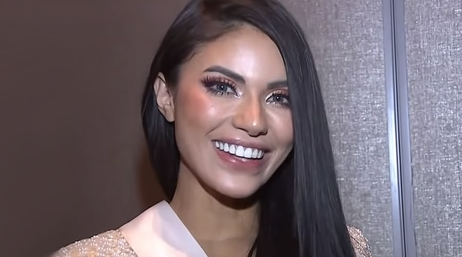 Gazini Ganados after Miss Universe pageant: 'I hope that I made you proud'