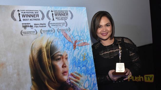 Stars grace MMFF entry Mindanao's celebrity screening