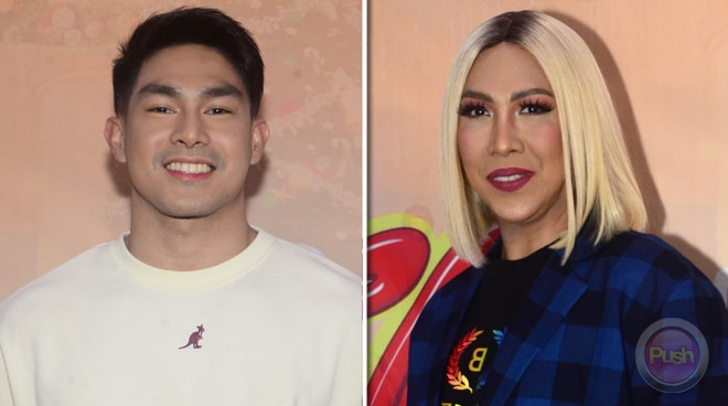 How did Vice Ganda know that Ion Perez was the one?