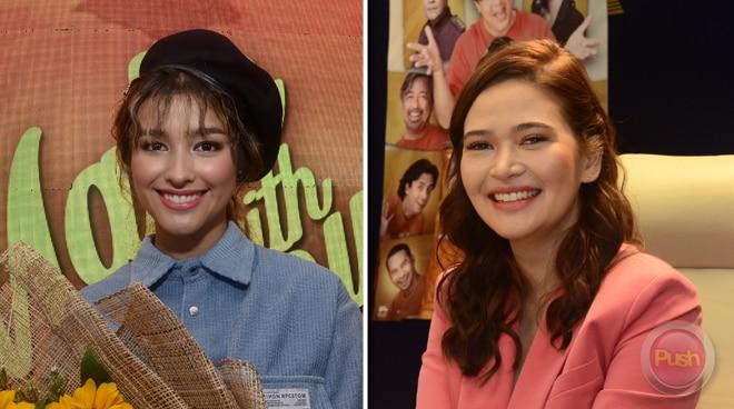 Bela Padilla target si Liza Soberano sa kanyang directorial debut