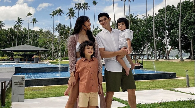 SEE: Richard Gutierrez, Sarah Lahbati spend quality time with kids in Palawan