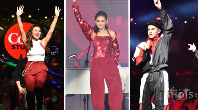 Sarah Geronimo, Morissette, Inigo Pascual and more artists perform at Coke Studio Concert