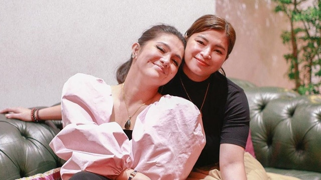 Amid ordeal, Dimples Romana thanks Angel Locsin for looking after her children