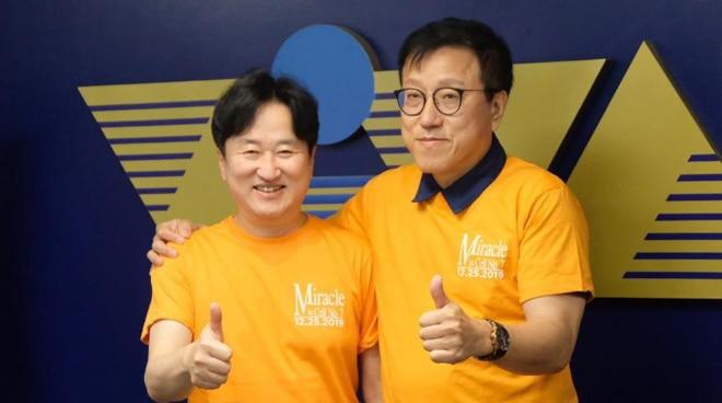 'Miracle in Cell No. 7' director Lee Hwan-kyung at producer Kim Min-ki, nag-react sa Pinoy version nito