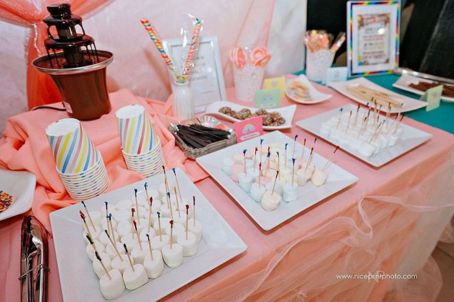 Ara Mina's unica hija celebrates in style with a unicorn-themed birthday party.