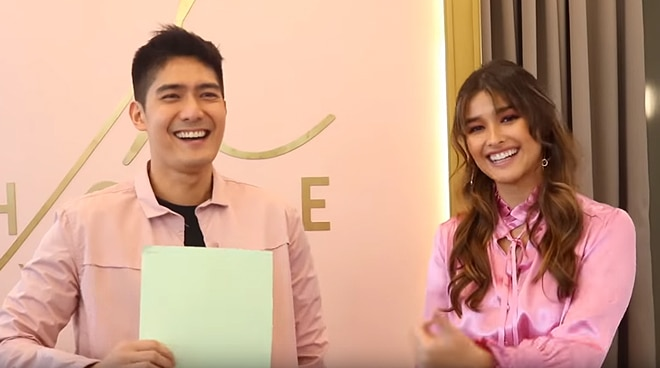 Liza Soberano appoints Robi Domingo to be the host of her wedding someday