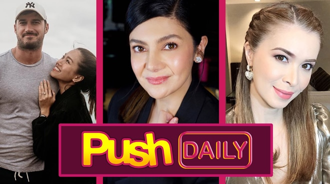 Rachelle Ann Go, Charlene Gonzales and Sunshine Cruz | Push Daily Top 3