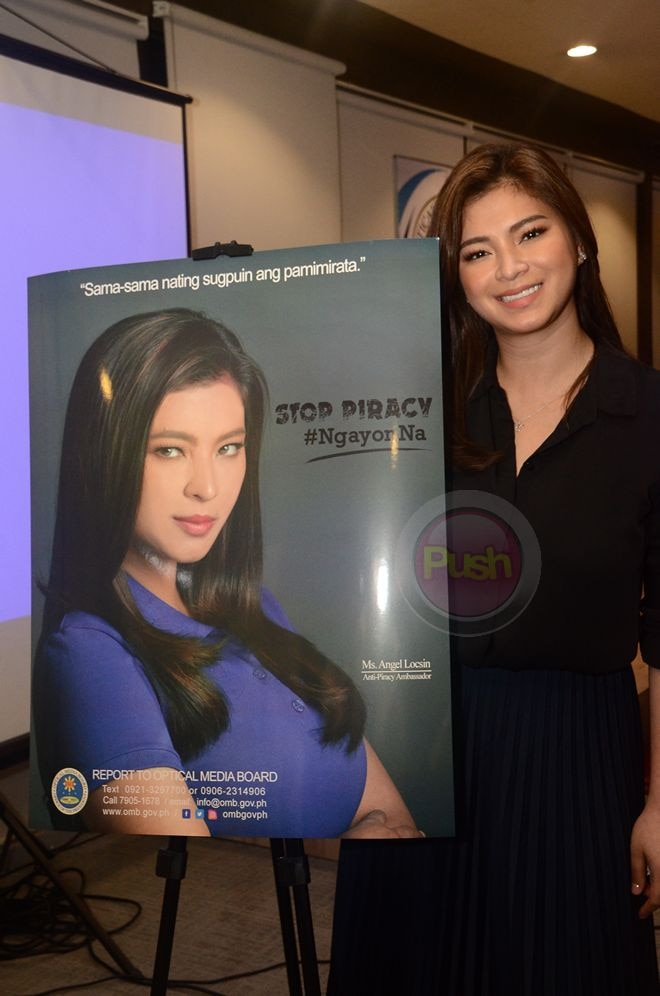 Angel Locsin for OMB's #NgayonNa campaign