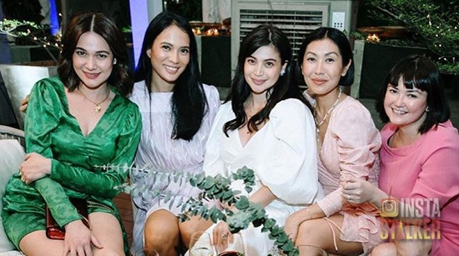 LOOK: Star-studded baby shower of Anne Curtis