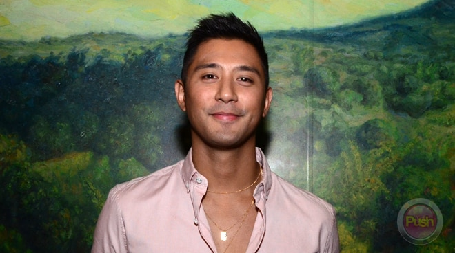 Rocco Nacino on working with Kapamilya actors in 'Write About Love': 'Napaka-welcoming nila'