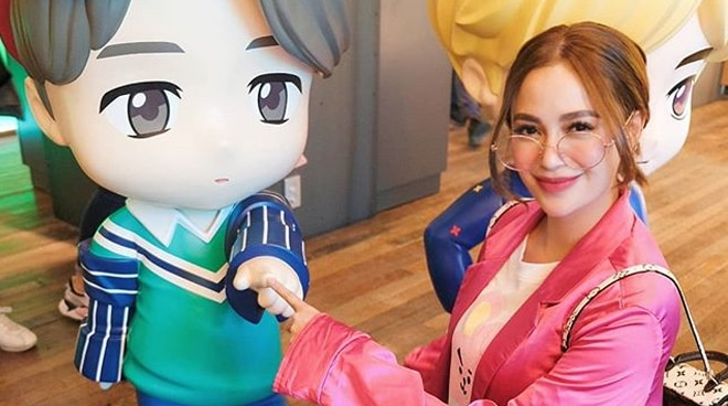 EXCLUSIVE: Arci Munoz reveals the most expensive ticket she purchased to watch BTS live