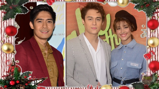 Celebrities share their Christmas and New Year plans