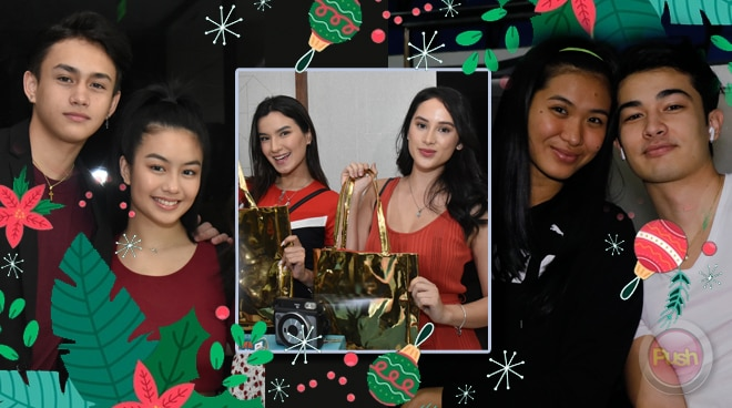 FrankiAna, AshTan, and LouDre share plans for the holidays