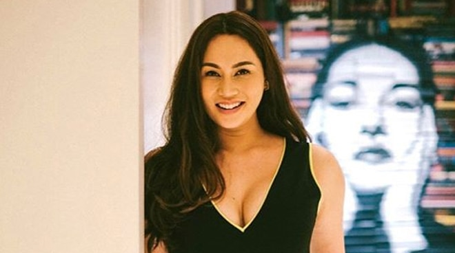 Cristalle Belo is pregnant