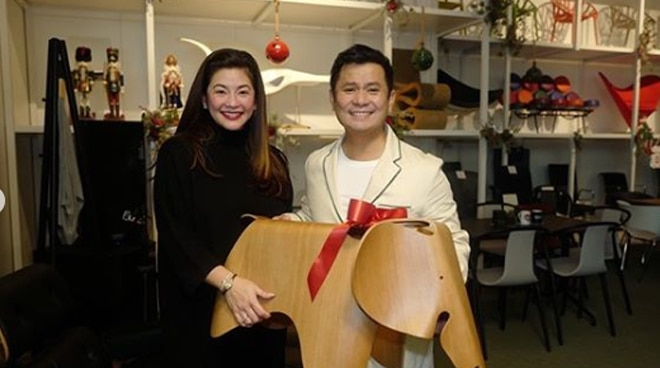 SEE: Scenes from Regine Velasquez, Ogie Alcasid's star-studded anniversary celebration