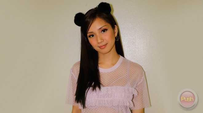 Roxanne Barcelo on what prevented her from being 'real' in the past