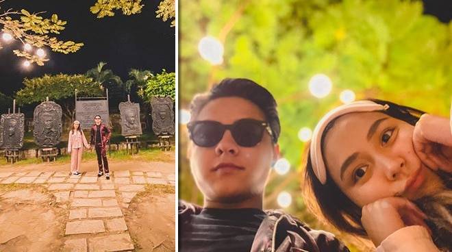LOOK: Daniel Padilla takes Kathryn Bernardo on a sweet date to 'old Manila'