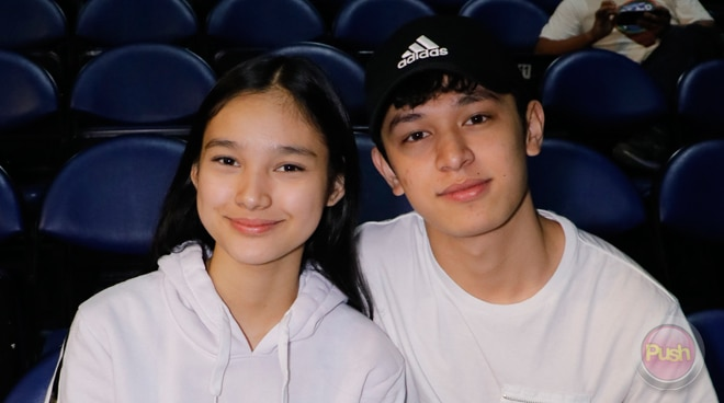 Karina Bautista and Aljon Mendoza share ultimate Christmas wish