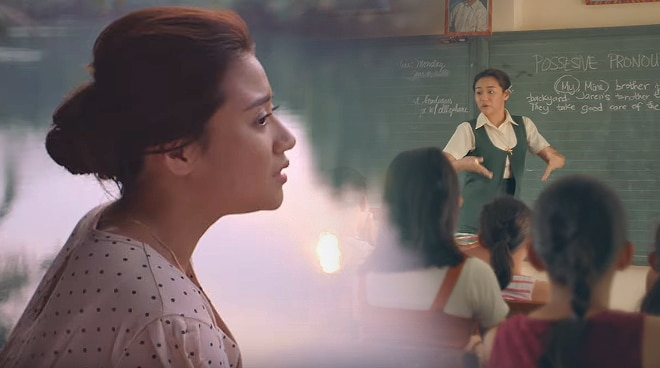 WATCH: Morissette Amon in first trailer for debut film 'Song of the Fireflies'