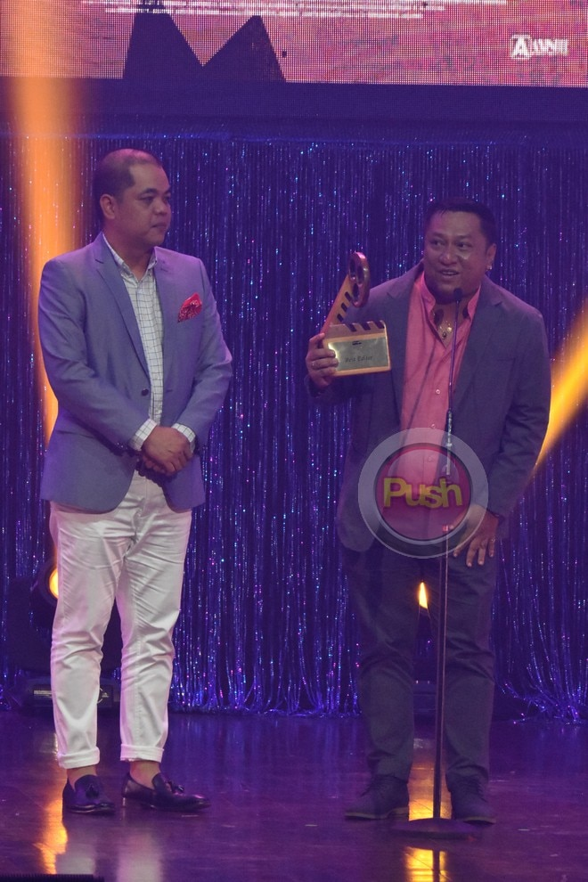 Big winners ng gabi sina Judy Ann Santos, Allen Dizon at ang pelikula nilang Mindanao.