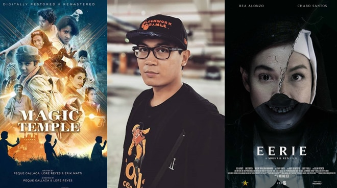 'Dead Kids' director Mikhail Red to work on 'Magic Temple' movie remake and 'Eerie Zero'