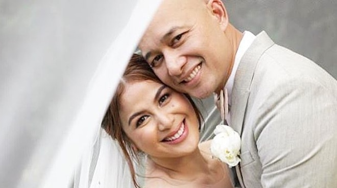 A peek at Valerie Concepcion's wedding day