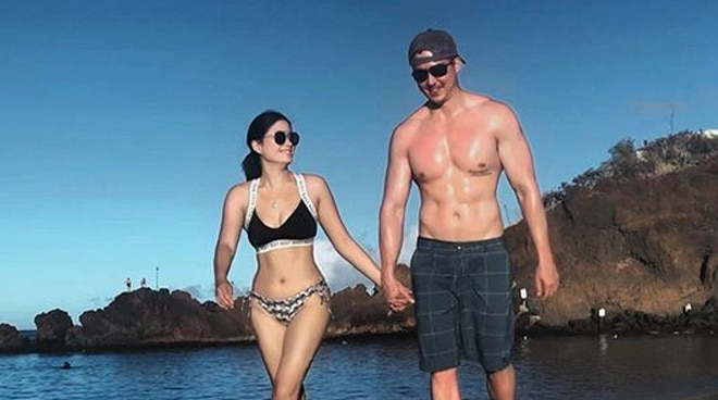 LOOK: Yam Concepcion flaunts figure in Maui