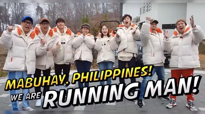 'Kita-kita tayo ha!': Cast of South Korea's 'Running Man' heading to Manila in 2020