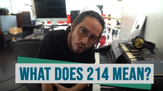 Rico Blanco shares meaning behind '214' title