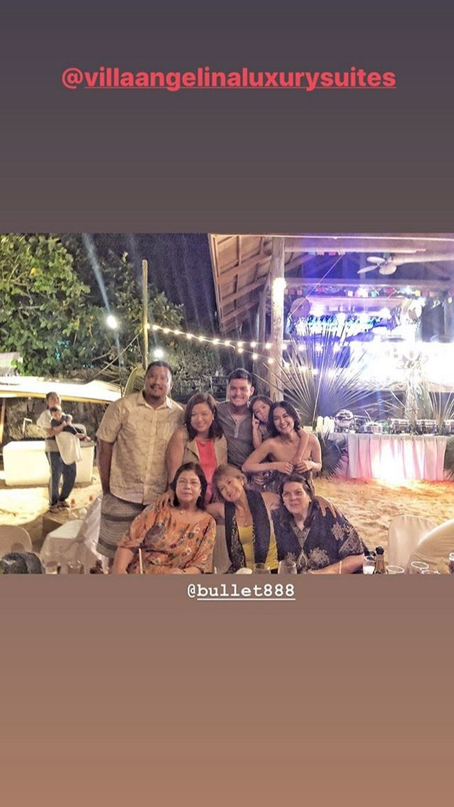 Photo credit: @dongdantes on Instagram Story