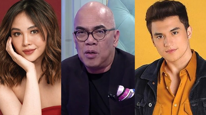 Boy Abunda gives his take on a possible Janella Salvador and Markus Paterson romance