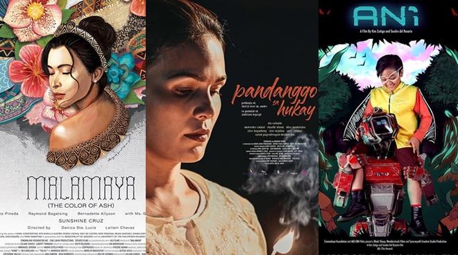 TINGNAN: Official posters ng Cinemalaya 2019, inilabas na