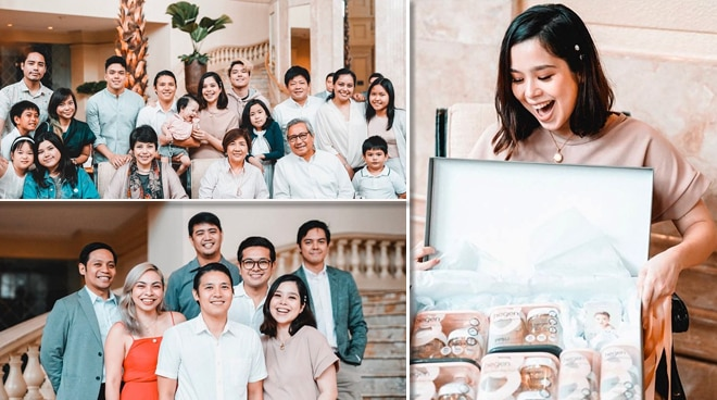 SEE: Scenes from Saab Magalona's intimate baby shower