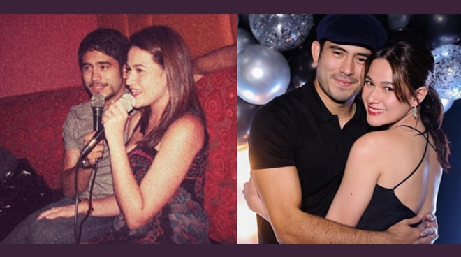 From crush to girlfriend: Gerald Anderson shares when he started to admire Bea Alonzo