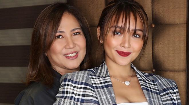 Mother of Kathryn Bernardo slams basher over malicious remark: 'Ang pagiging nanay ko ay huwag mong kwestyunin'