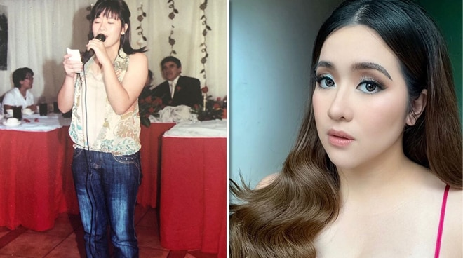 Angeline Quinto recalls gigs outside of showbiz