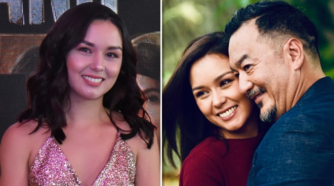 Beauty Gonzalez says her husband is supportive of her showbiz career