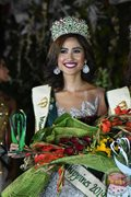 Janelle Lazo of Pasig City captivated hearts and emerged the grand winner of the pageant.