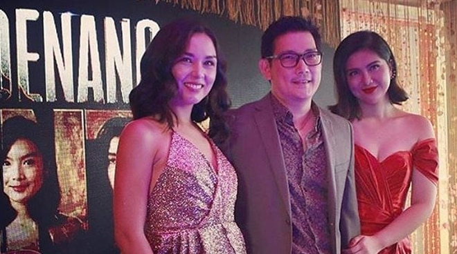 Is Richard Yap pressured of being part of 'Kadenang Ginto'?