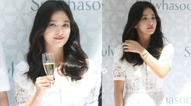 LOOK: Song Hye Kyo's first public appearance a week after announcement of divorce