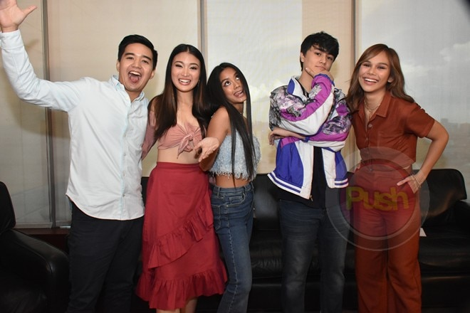 Meet MYX new VJs Anton, Aya, Dani, Edward and Ylona.