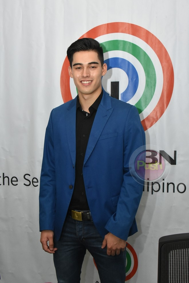 Bryce Ramos signs with ABS-CBN